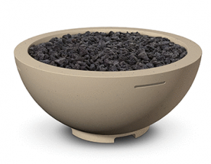 AFD 32-in Smoke Fire Bowl