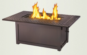 Napoleon Kensington Rectangle Patioflame Fire Table
