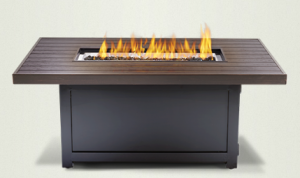 Napoleon Muskoka Rectangle Patioflame Fire Table