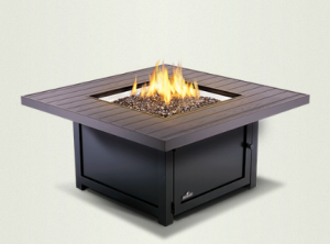 Napoleon Muskoka Square Patio Flame Fire Table
