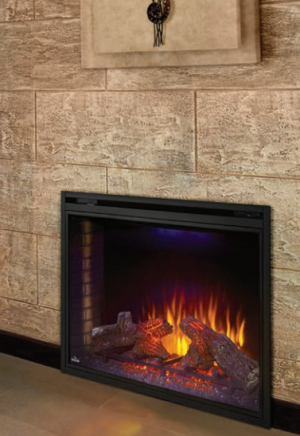 Napoleon Ascent 40 Built-In Electric Fireplace