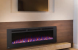 Napoleon Allure Phantom 60 Wall Hanging Electric Fireplace