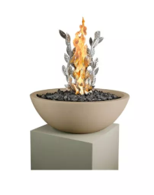 Outdoor Plus Burning Bush Ornament
