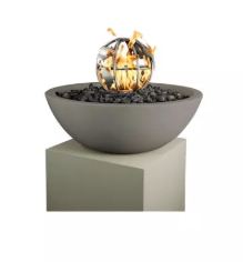 Outdoor Plus Fire Globe Ornament