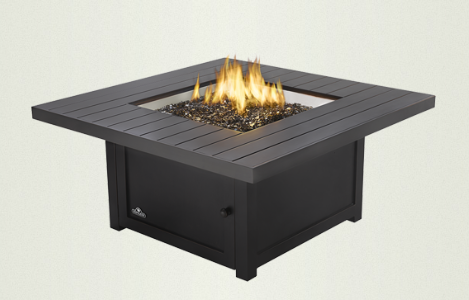 Napoleon St. Tropez Square Patioflame Fire Table