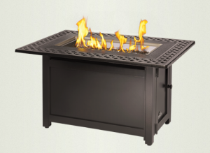 Napoleon Victorian Rectangle Patioflame Fire Table
