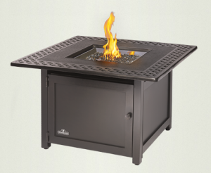 Napoleon Victorian Square Patioflame Fire Table