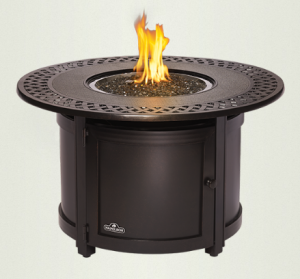 Napoleon Victorian Round Patioflame Fire Table