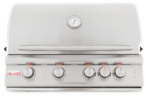 Blase 4 Burner LTE Grill Head