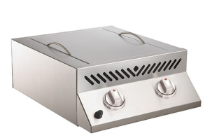Napoleon Built-In Flat Top SIZZLE ZONE grill head