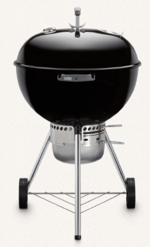 Weber Original Kettle Charcoal Grill 22in