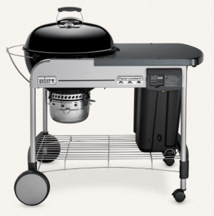 Weber Performer Deluxe Charcoal Grill 22in