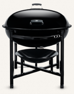 Weber Ranch Kettle Charcoal Grill 37in