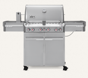 Weber Summit S-470 Gas Grill