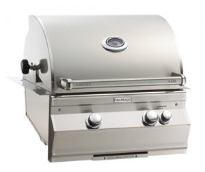 Fire Magic Aurora A430i Built-in Gas Grill analog therm