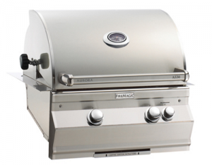 Fire Magic Aurora A530i Built-in Gas Grill analog therm