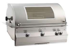 Fire Magic Aurora A790i Built-in Grill analog therm