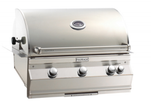 Fire Magic Choice C430i Built-in Gas Grill analog therm