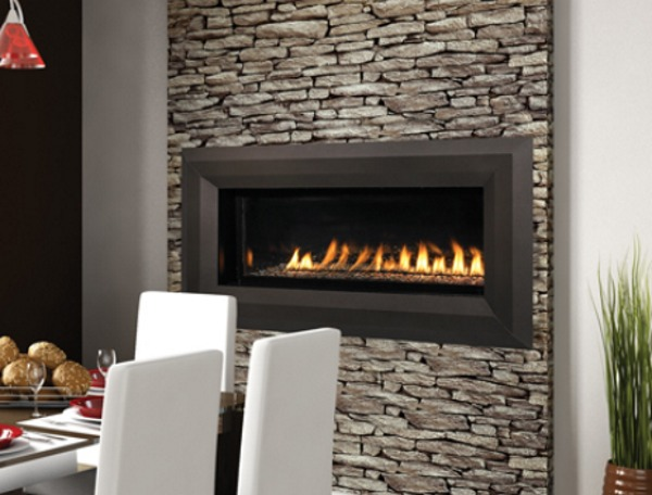Linear Gas Fireplace >> Superior Vent Free 43 Linear Gas Fireplace Custom Home Fireplaces